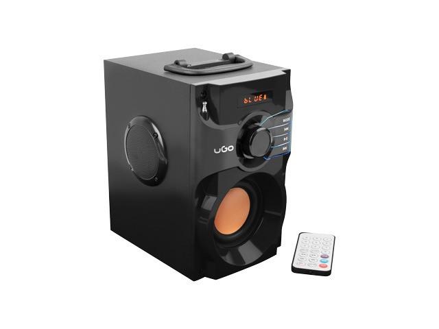 Ηχείo Bluetooth uGo UBS-1589 Μαύρο