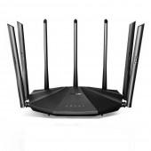 Router Tenda AC23 AC2100 Dual-Band Gigabit 10/100/1000Mbps Μαύρο