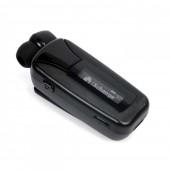 Ακουστικά handsfree bluetooth iXchange UA51 Pro Retractable LCD Οθόνη Μαύρο 6970312531384
