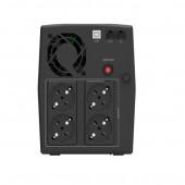 UPS Powerwalker Basic VI 1500 STL 10121076 Line-Interactive