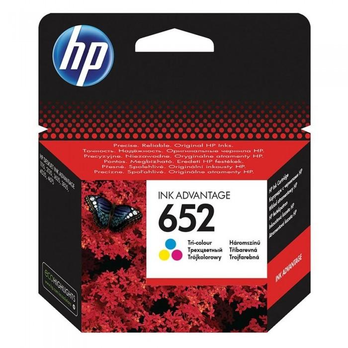Αυθεντικό HP 652 Color F6V24AE