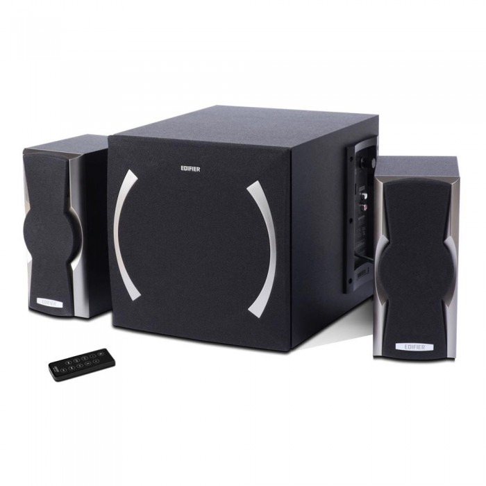 Ηχεία Edifier 2.1 XM6BT Bluetooth Μαύρο
