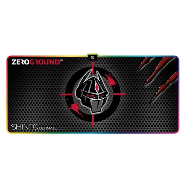 MousePad Zeroground MP-2000G Shinto Ultimate RGB
