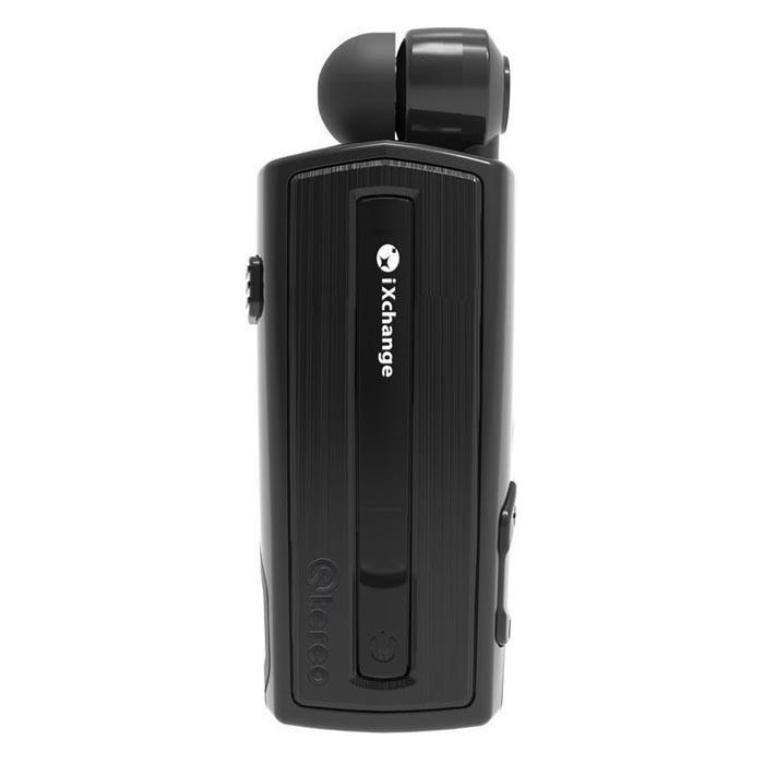 Ακουστικά handsfree bluetooth iXchange UA-28 Μαύρο 6970312530073