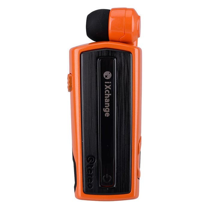 Ακουστικά handsfree bluetooth iXchange UA-28 Πορτοκαλί 6970312530080