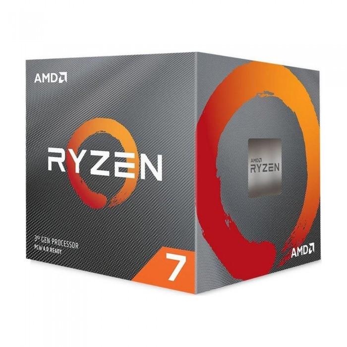 Επεξεργαστής AMD Ryzen 7 3800X Box AM4 3,900GHzμε RGB φωτισμό 100-100000025BOX