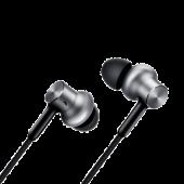 Ακουστικά handsfree Xiaomi Mi In-Ear Headphones Pro HD Ασημί ZBW4369TY