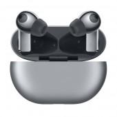 Ασύρματα Ακουστικά Bluetooth με Θήκη Φόρτισης Huawei FreeBuds Pro Silver Frost 55033466