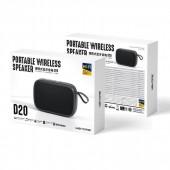 Ηχείo Bluetooth WK D20 Λευκό