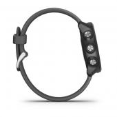 Smartwatch Garmin Forerunner 245 42mm Γκρι 010-02120-10