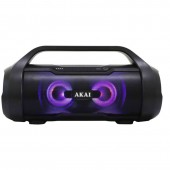 Αδιάβροχο Ηχείo Bluetooth Akai ABTS-50 IPX5 Μαύρο