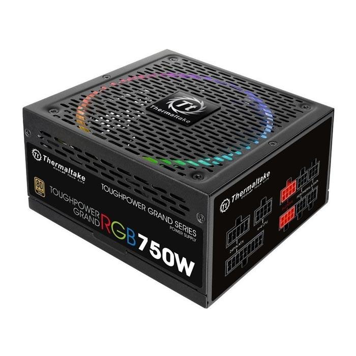 Τροφοδοτικό Thermaltake Toughpower Grand RGB 750W 80 Plus Gold Full Modular Sync Edition PS-TPG-0750FPCGEU-S