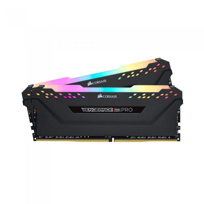 Ram Corsair Vengeance RGB Pro 16GB DDR4-3200MHz CMW16GX4M2C3200C16