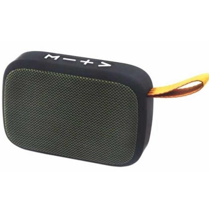 Ηχείo Bluetooth WK D20 Μαύρο