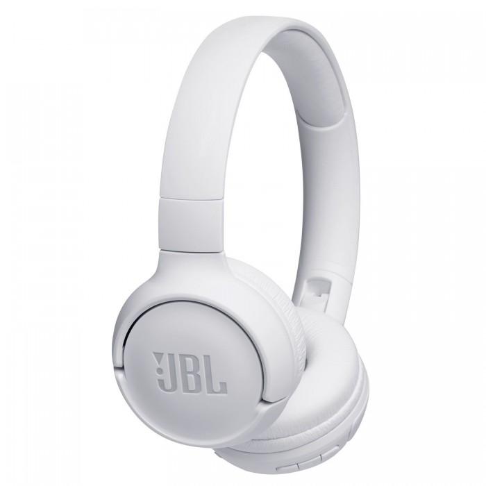 Bluetooth Headphones JBL Tune 500BT Λευκό JBLT500BTWHT