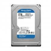 Σκληρός Δίσκος Western Digital Blue 2TB WD20EZAZ 3.5'' Sata 3 Blue 256MB cache