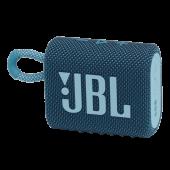 Φορητό Ηχείo Bluetooth JBL Go 3 IP67 Μπλε Αδιάβροχο JBLGO3BLU
