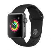 Smartwatch Apple Watch Series 3 GPS, 42mm Space Grey MTF32GK/A