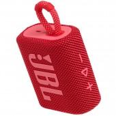 Φορητό Ηχείo Bluetooth JBL Go 3 IP67 Κόκκινο Αδιάβροχο JBLGO3RED