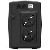 UPS Powerwalker Basic VI 600 STL 10121072 Line-Interactive