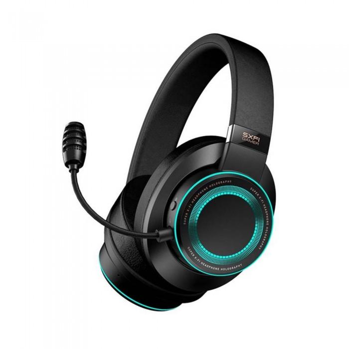 Headset Creative SXFI Gamer 7.1 Μαύρο 51EF0880AA000