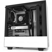Case Midi Tower NZXT H510 Λευκό CA-H510B-W1