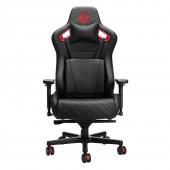Καρέκλα Gaming HP OMEN CITADEL 6KY97AA Μαύρο & Κόκκινο