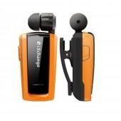 Ακουστικά handsfree bluetooth iXchange UA-25XB Πορτοκαλί