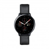 Smartwatch Samsung Galaxy Watch Active2 Aνοξείδωτο Aτσάλι 44mm SM-R820NSKAEUR