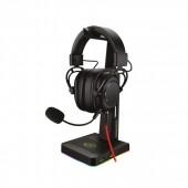 Gaming Headphone RGB Stand Zeroground ST-1000G MIRAI