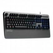 Μηχανικό Πληκτρολόγιο Zeroground KB-3500G NAITO Brown Switches RGB US Layout