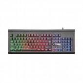 Πληκτρολόγιο Zeroground KB-3000G TOROMI RGB US Layout