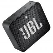 Φορητό Ηχείo Bluetooth JBL Go 2 IPX7 Μαύρο Αδιάβροχο JBLGO2BLK