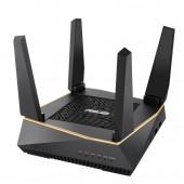 Router Asus RT-AX92U Wi-Fi 6 AX6100 Μαύρο 90IG04P0-MO3010