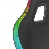 Καρέκλα Gaming Genesis Trit 500 RGB Μαύρο