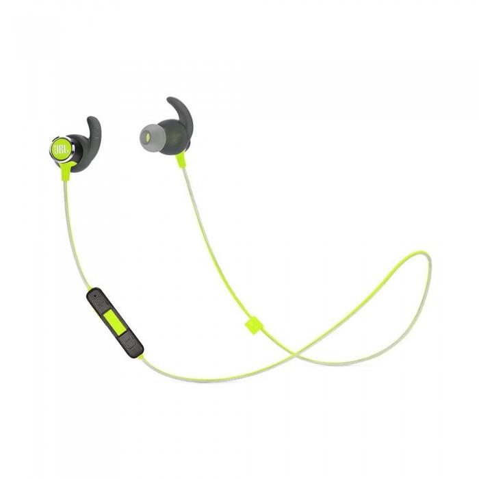 Ακουστικά handsfree bluetooth JBL Reflect Mini 2 Πράσινα JBLREFMINI2GRN