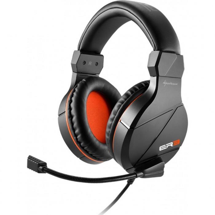 Sharkoon Rush ER3 Gaming Headset Μαύρο 4044951021697