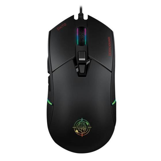 Ποντίκι Zeroground RGB MS-4000G DAITO