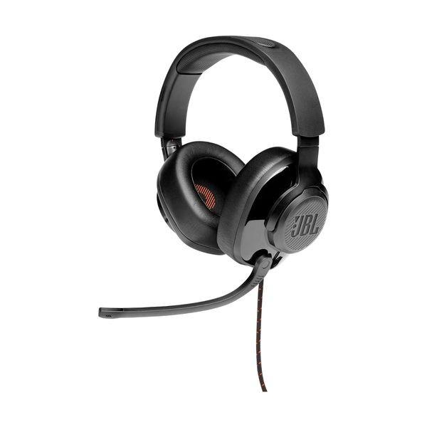 Headset JBL Quantum 300 JBLQUANTUM300BLK