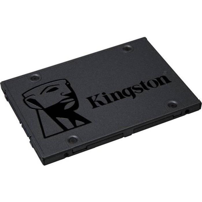 """Σκληρός Δίσκος SSD Kingston A400 2.5"""" 240GB Sata III SA400S37/240G"""