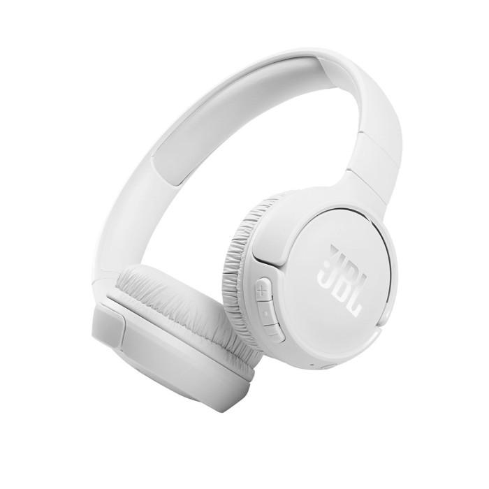 Bluetooth Headphones JBL Tune 510BT Λευκό JBLT510BTWHTEU
